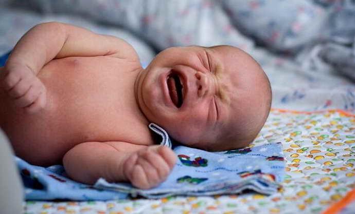 Проявления врожденного варианта токсоплазмоза