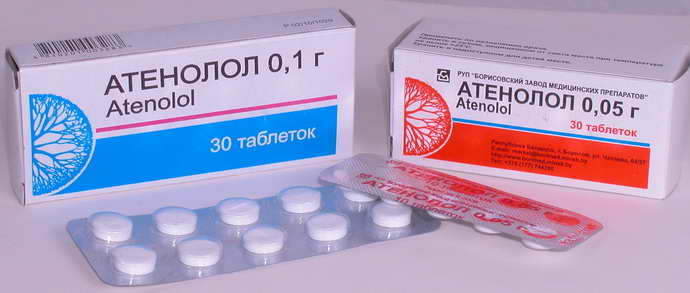 Бета-блокаторы при мигрени