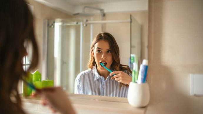 гигиена полости рта и тошнота при мигрени