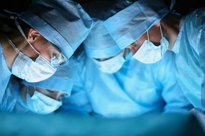 Хирургическое лечение ушибов