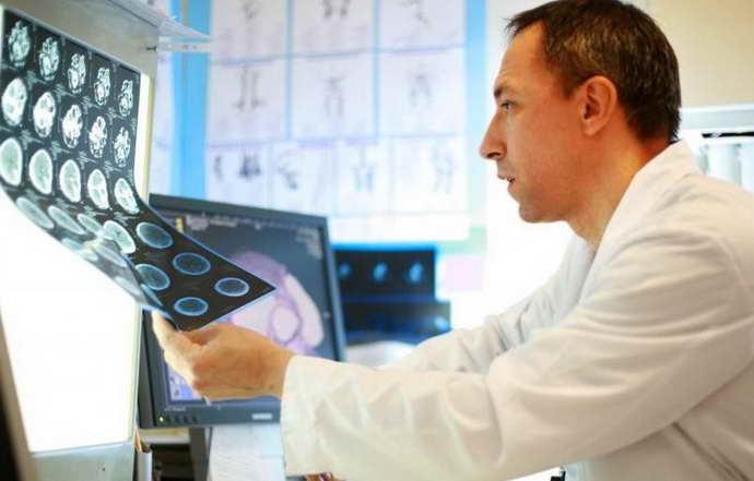 Обследование сосудов головы допплер-методом