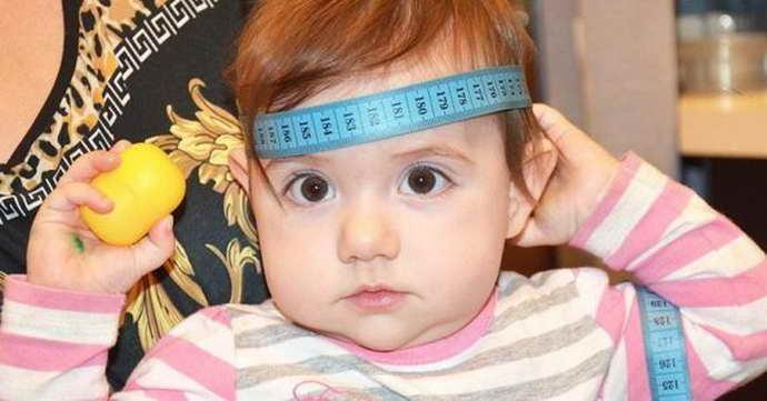Основная проблема внутричерепного давления у детей