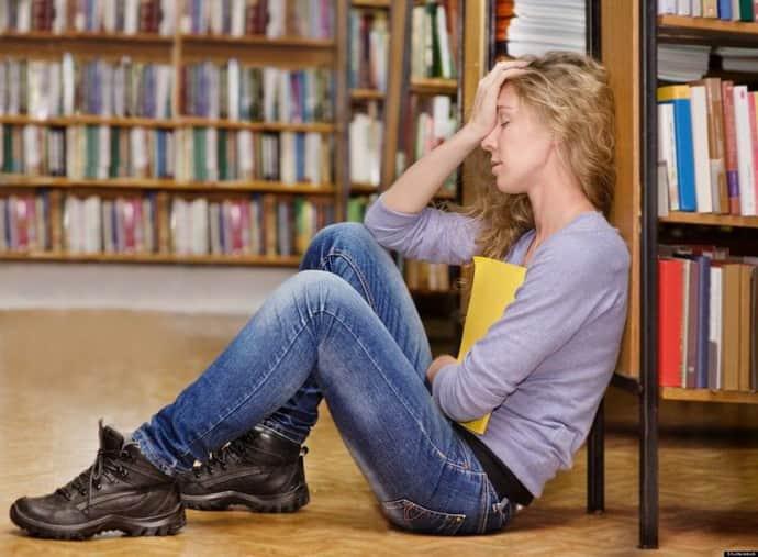 Стресс при бессонице