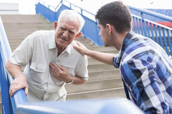 боль в грудине при остеохондрозе как возникает