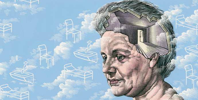 Что такое деменция альцгеймеровского типа, симптомы и лечение