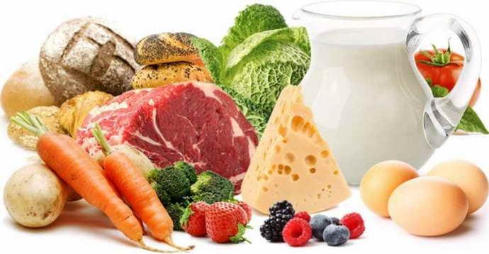 диета при остеохондрозе принципы