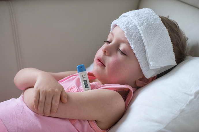 энцефалит у детей признаки