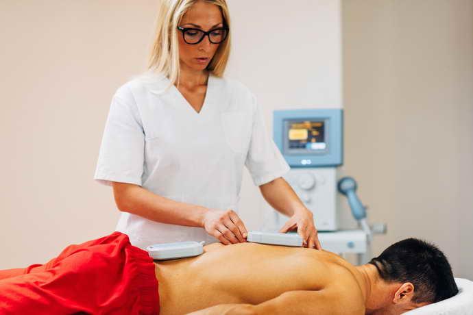 физиотерапия при остеохондрозе уфо-лечение