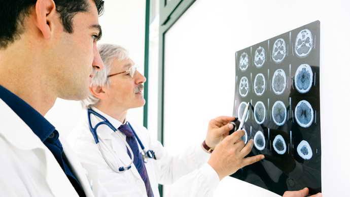 геморрагический инсульт диагностика