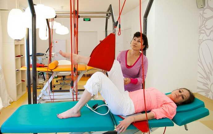 пассивная гимнастика после инсульта