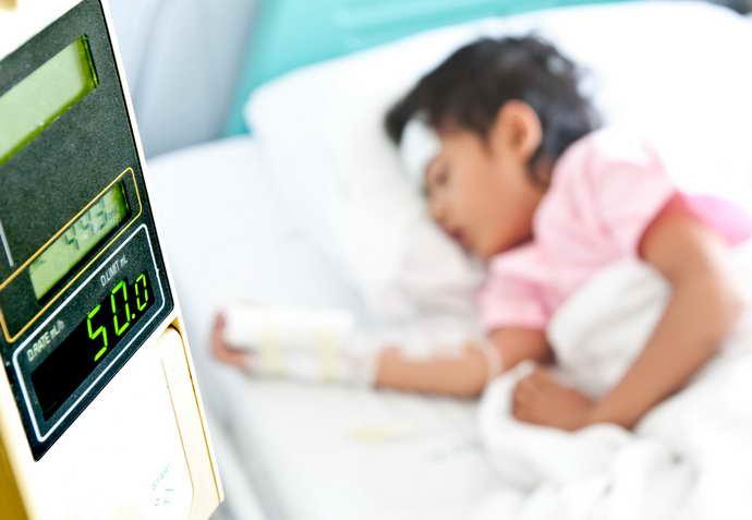 гнойный менингит у детей