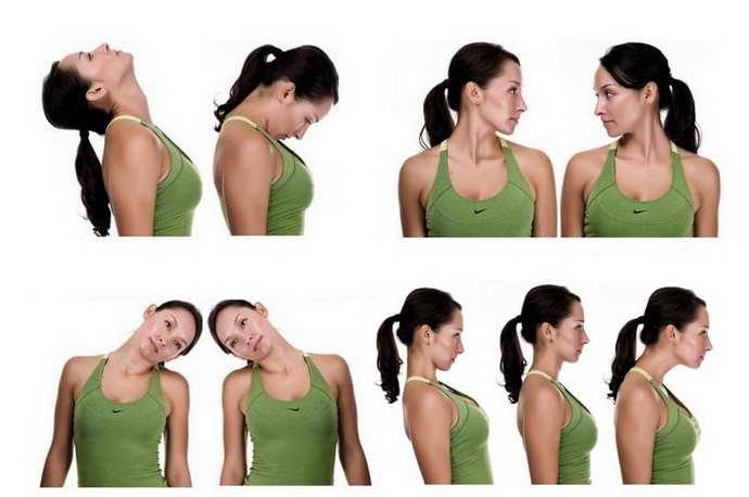 головные боли при остеохондрозе шейного отдела лфк