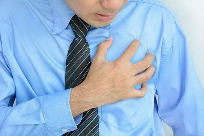 грудной остеохондроз приступы