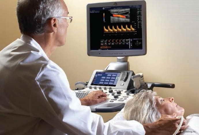 ишемический инсульт диагностика