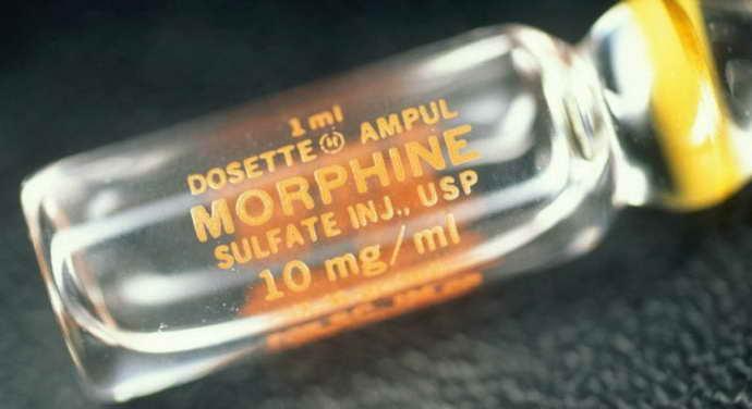 Опиаты и опиоиды при ишиасе