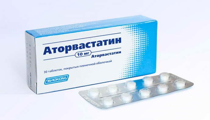 лечение атеросклероза сосудов головного мозга лекарства