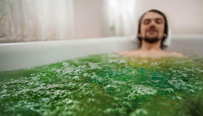лечение остеохондроза ваннами