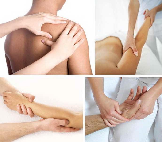 массаж после инсульта техника