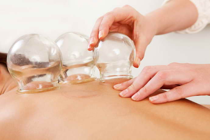 остеохондроз баночный массаж