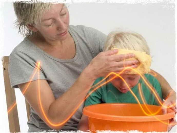 менингит вирусный у детей