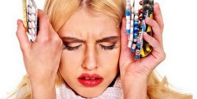 мигрень медикаменты