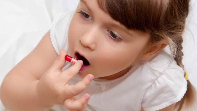 мигрень у детей лечение