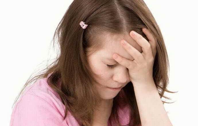 мигрень у детей без ауры