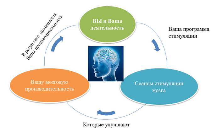 микрополяризация головного мозга что это