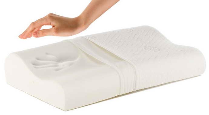 ортопедическая подушка при шейном остеохондрозе как подобрать