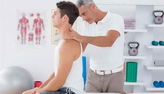 шейно грудной остеохондроз диагностика