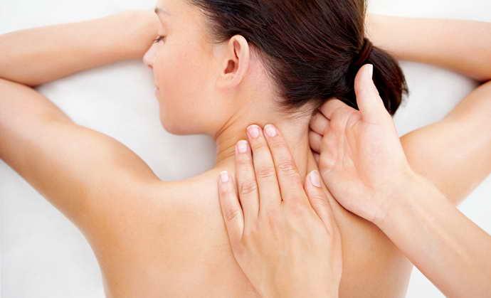 шейный остеохондроз лечение в домашних условиях массажем