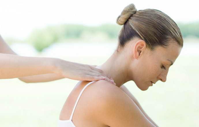 шейный остеохондроз лечение в домашних условиях самомассажем