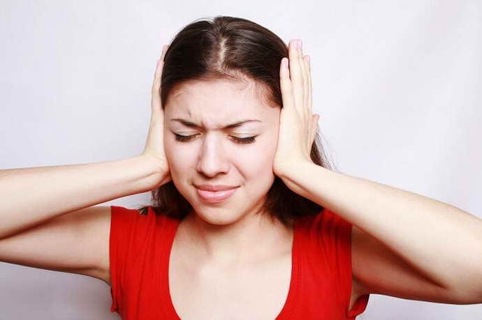 шум в ушах при остеохондрозе причины