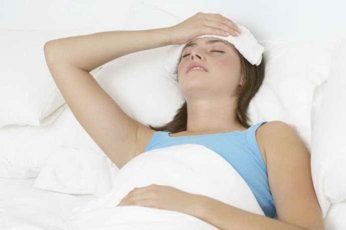 мигрень у женщин народная медицина