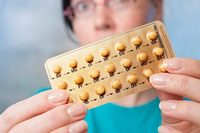 мигрень у женщин от таблеток