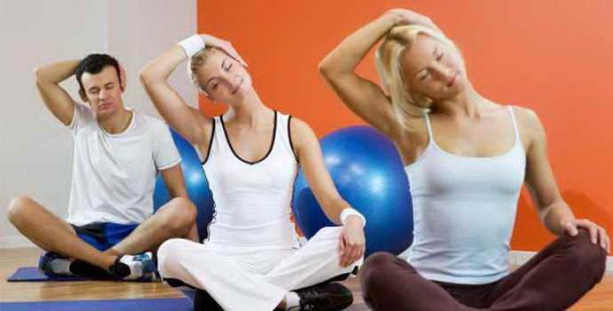 Эффективные базовые упражнения при грудном остеохондрозе
