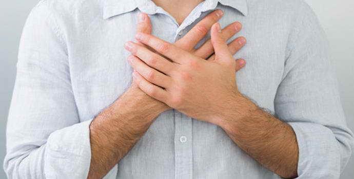 Защемление нерва в грудном отделе: причины, симптомы, лечение