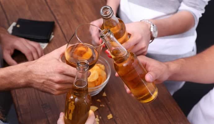 Признаки алкоголизма