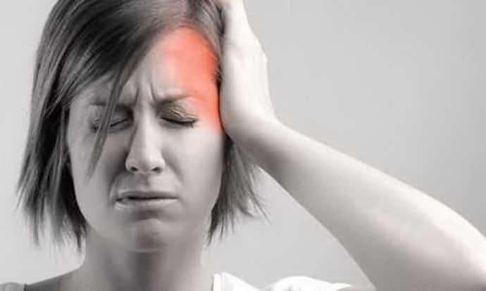 При мигрени сводит челюсть