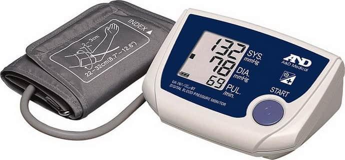 Как измерить давление при всд