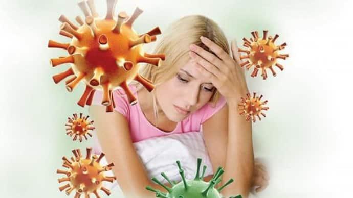 от вирусов немеет нос