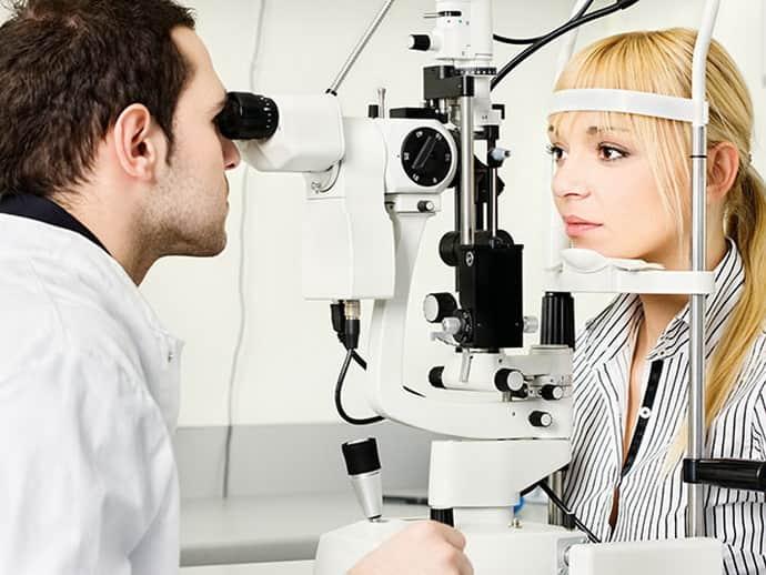 Диагностика неврита зрительного нерва