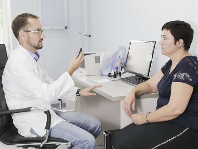 Диагностика при парезе