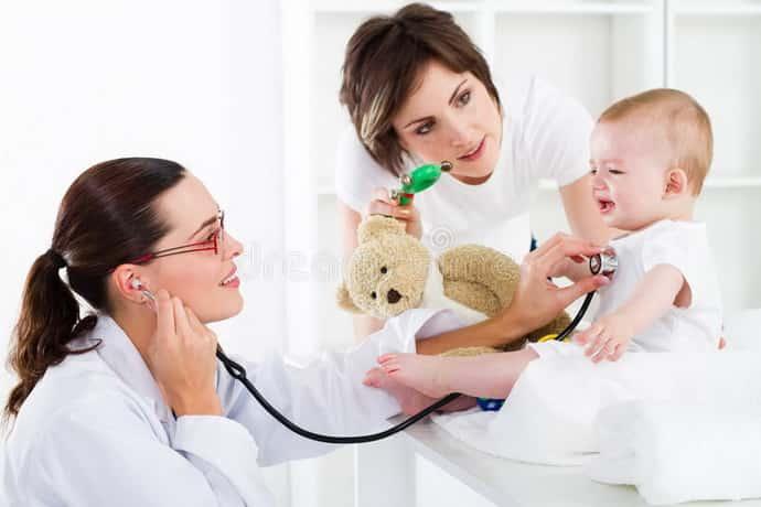 Чем опасен парез у новорожденных