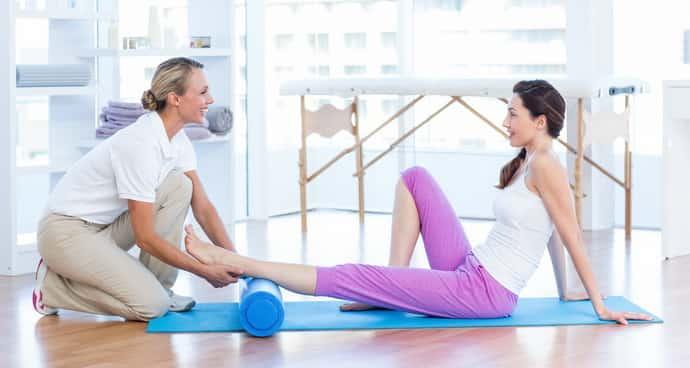 ЛФК при синдроме грушевидной мышцы