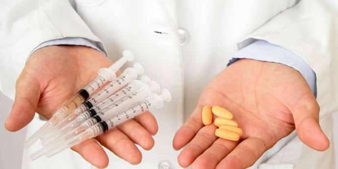 Лекарства при синдроме позвоночной артерии