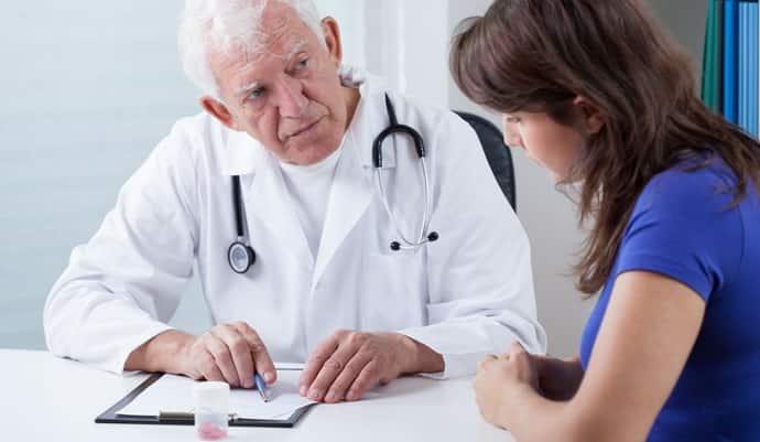Проявления синдрома позвоночной артерии