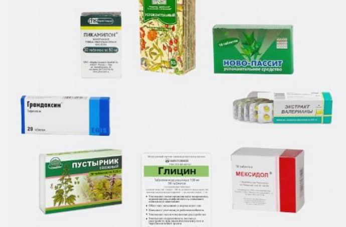 Таблетки при судорожном синдроме