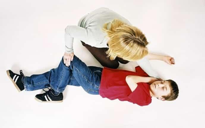 Особенности возникновения судорожного синдрома