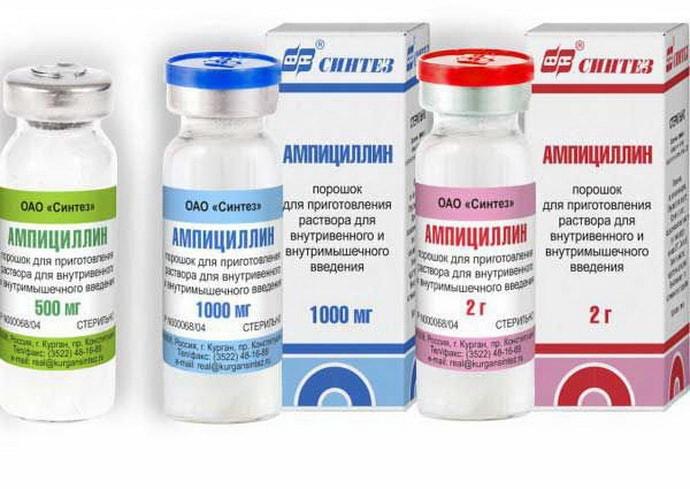 Антибиотики при травме спинного мозга.